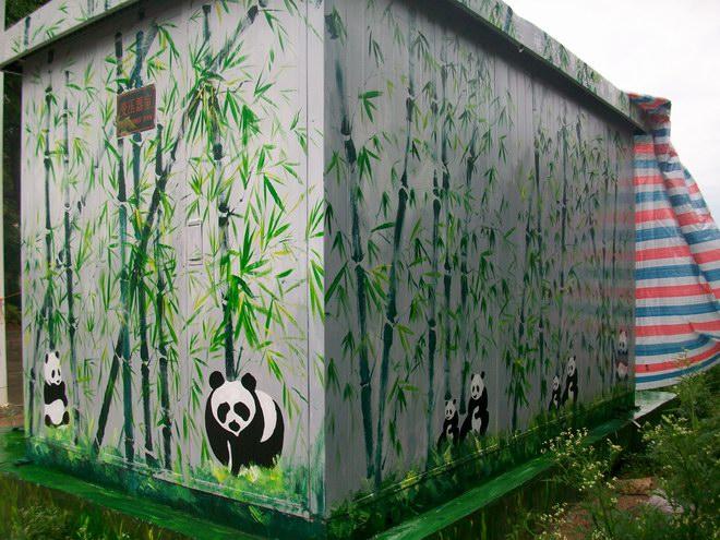 首页 墙绘知识 墙绘素材  杭州墙绘公司-杭州手绘墙公司-首选杭州怡丽