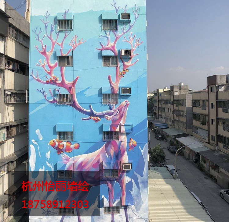 室外墙绘案例鹿.jpg