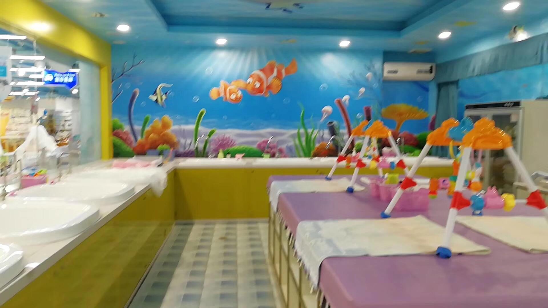 儿童游泳馆墙绘.jpg